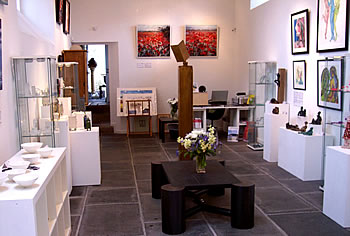 Gallery and Events Space at Delamore Estate